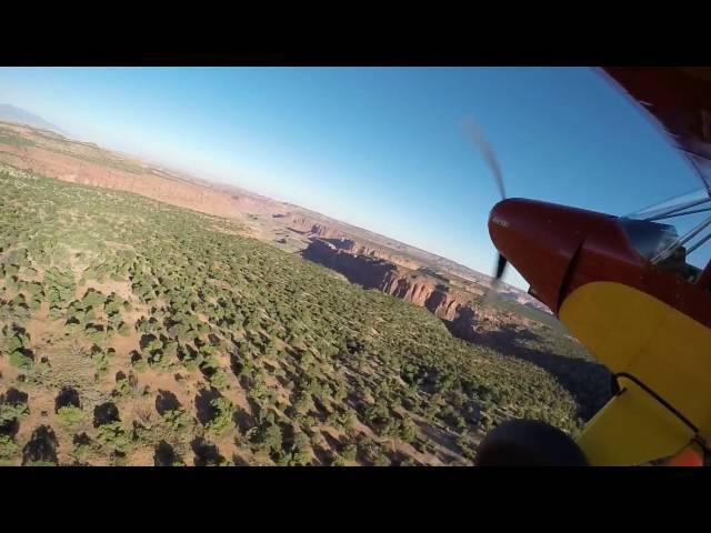 Utah Backcountry Flying - SimPlot