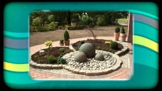 видео ДачаДекор: Как сделать ландшафтный дизайн дачного участка своими руками