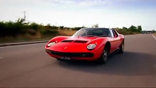 Lamborghini Muira car review - Top Gear - BBC