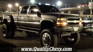Ford & Chevrolet Dually