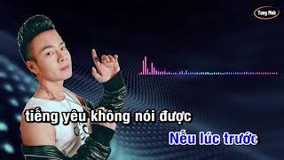 [KaraokeHD] Những Lời Dối Gian (DJ Thái Hoàng) - 2018- Fullbeat