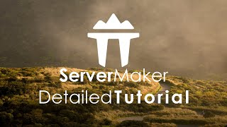 PC Tutorial-TT Server Maker (Minecraft)