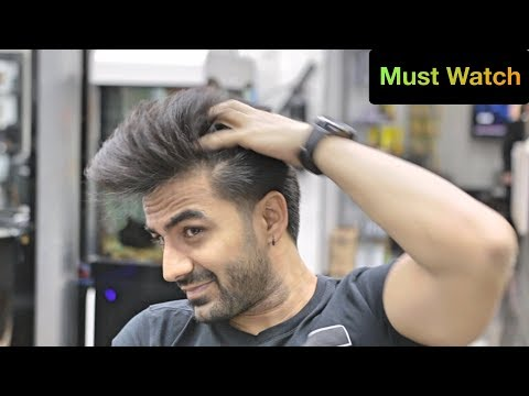 Gorgeous Classic Hairstyle For Valentine's Day 2020 | How To Style Your Hair | Men's Hair