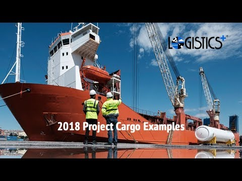 Logistics Plus Inc. - 2018 Project Cargo Examples