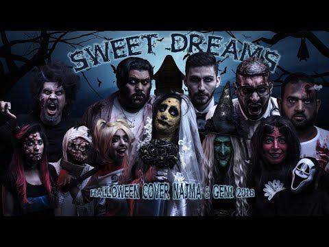 Eurythmics- Sweet Dreams Najma & Gen1  Halloween Cover 2018