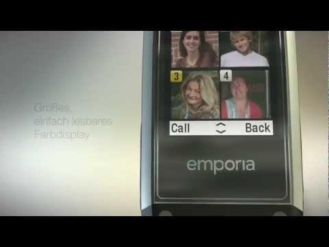 Schwerhörigen Handy Emporia CLICK
