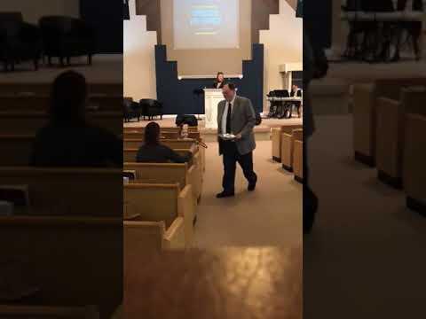 The Security of Love - Pastor Chad Thomas - Apostolic Life Church