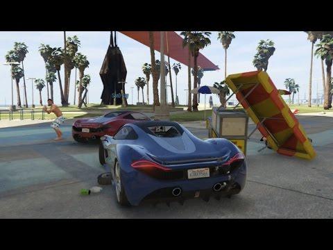 DE GROOTSTE TROLL RACE OOIT! (GTA V Online Funny Races)