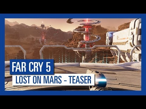 Far Cry 5: Lost On Mars Teaser Trailer | Ubisoft