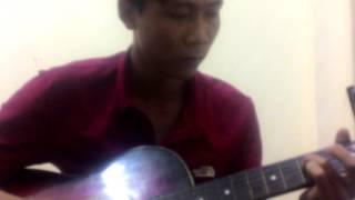 Khổ vì yêu nàng - Guitar