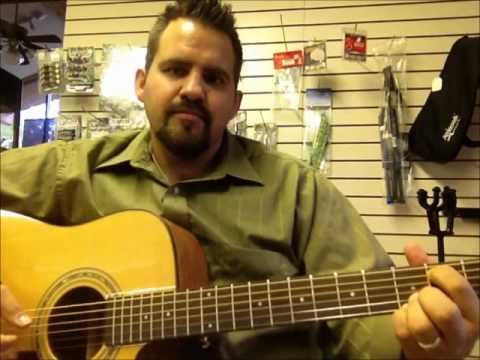 Guitar Lessons Athens TX Ventura Guitars V21 Natural 903-292-1733