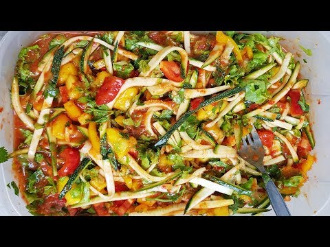 recette-~-salade-saine,-crue,-fruitée,-rassasiante-et-facile-à-mâcher: