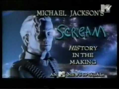 Michael Jackson - Making of Scream Parte 1...