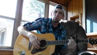 Back road song granger smith cover
