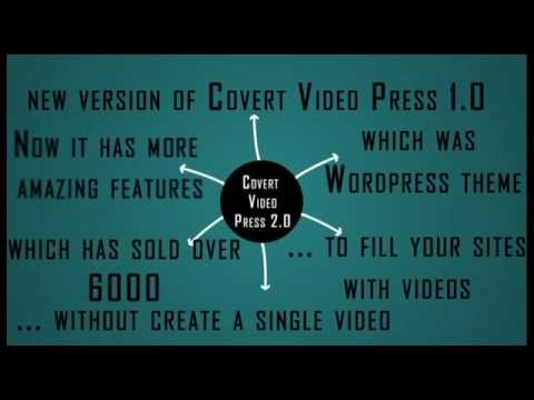 Covert Video Press 2.0 Reviews. http://bit.ly/2ZzwOCD