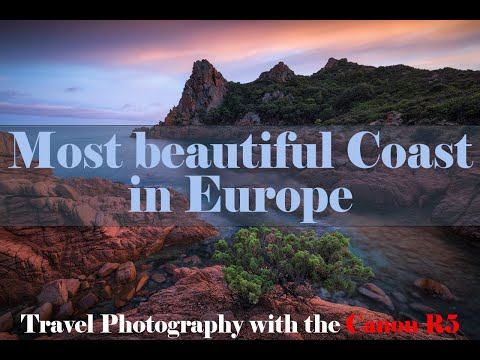 Photographing The Most Beautiful Coast In Europe (with The Canon R5)
