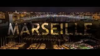 Marseille en une minute : une ville portuaire au charme oriental