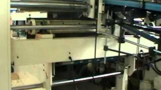Линия для производства гофрокороба TCY(Пятерка TCY на нашем заводе Выходят офигенные заготовки..., 2011-04-29T06:48:16.000Z)