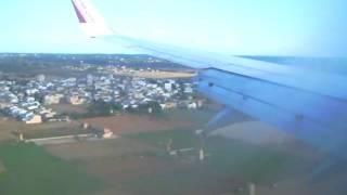 Air Berlin 737-800  Leipzig - Mallorca     Teil  5.