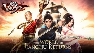 Age of Wushu Dynasty Android Gameplay