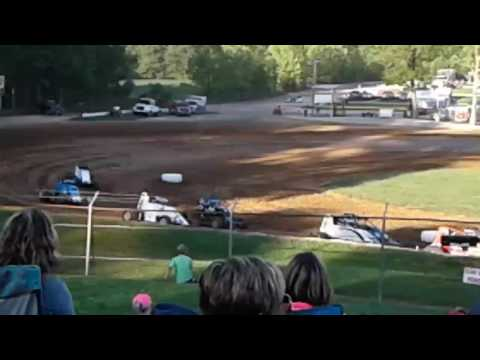 Indiana Saturday night dirt trackin @ Lincoln Park Speedway putnamville Indiana 6/24/17(5)