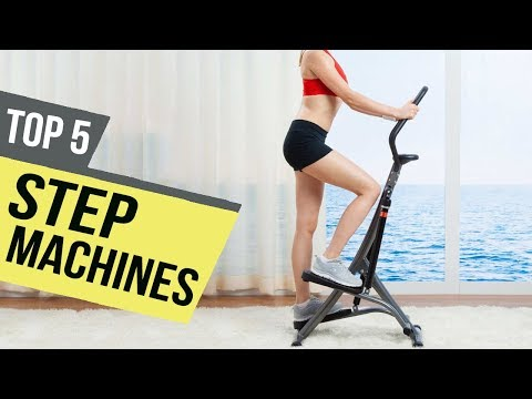 5 Best Step Machines 2019 Reviews
