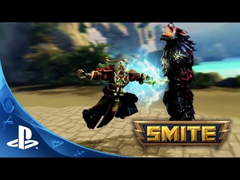 SMITE - Launch Trailer | PS4