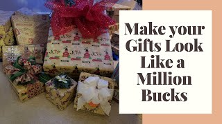 Creative Christmas Gift Wrapping Ideas Or Anytime