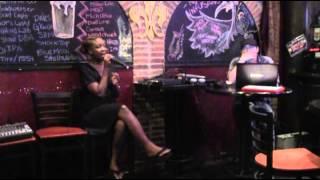Abbie singing Save Room by John Legend- Karaoke Cover