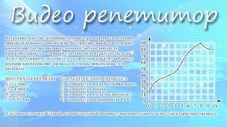 ЕГЭ 2017 по математике, базовый уровень. Задания 14