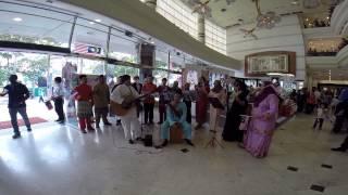 Merdeka Choir 2014 (UiTM) - Tanggal 31 (Sudirman Arshad) cover @ SOGO, Kuala Lumpur