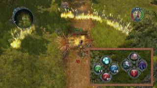 Sacred 2 Fallen Angel Gameplay Video