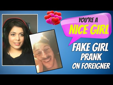Fake Girl Prank on Foreigner | Fake Indian Girl Trolling | Omegle Prank video | SIBINISM | Azar from YouTube · Duration:  1 minutes 58 seconds