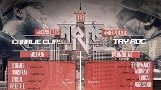 CHARLIE CLIPS VS TAY ROC SMACK/ URL | URLTV