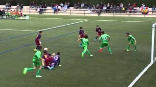 DUBAI FC Barcelona DUBAI Academy Spectacular goal