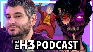 Corpse Husband, Psycho Twitch Streamers, Joe Rogan Is Tiny Joker - H3 Podcast #233