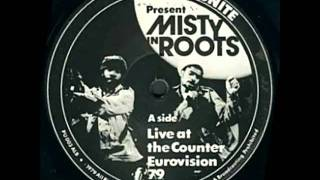 Misty In Roots - How Long Jah - (Live At The Counter Eurovision)