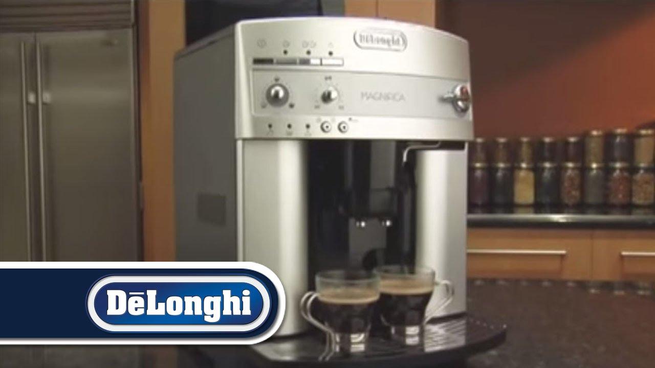 delonghi magnifica fully automatic espresso coffee maker