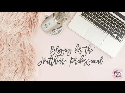 Blogging411: Blogging for the Healthcare Professional