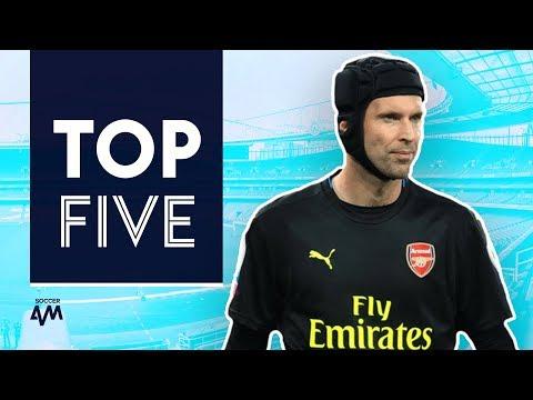 Top 5 | Footballer Musicians! 🎵