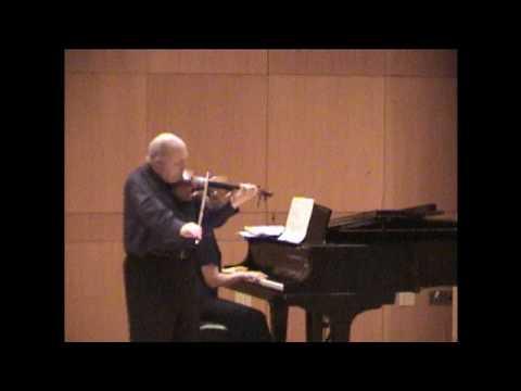 Piotr Janowski - Preludium and Allegro by Fritz Kreisler