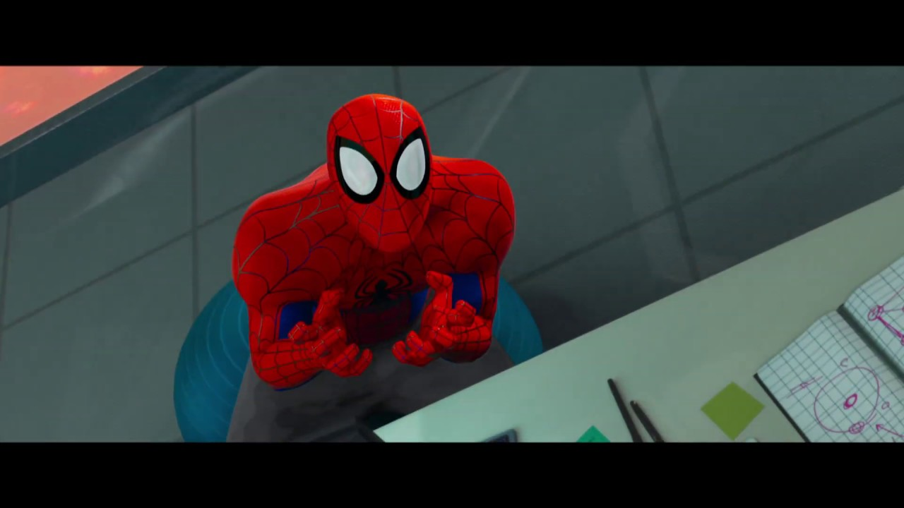 SPIDER-MAN: INTO THE SPIDER-VERSE: TV Spot -
