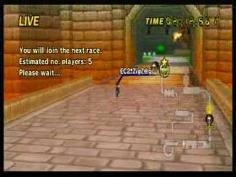 Mario Kart Wii Live EC2*ZigZ@g