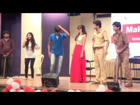 "Comedy ""Marriage Bureau"" Hindi Play Full Length- Somaiya College"