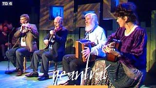 Joe Burke (RIP), Conor Tully, John Cunningham & Anne Conroy   An Mall, Tuaim   Geantraí 1997   TG4