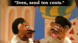 """Between the Lions: """"Sven Said 'Ted, Send Ten Tents''"""""""