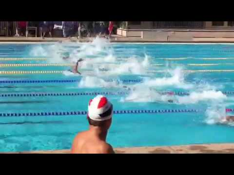 50 m free open age greater  Cairo championship  sep 2016 lane 3