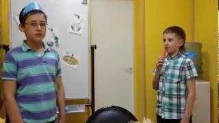 Видео урок Fun Food