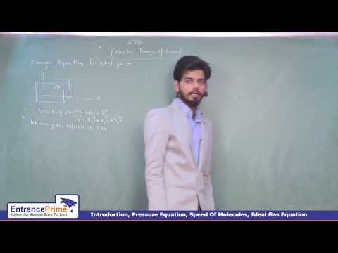 Kinetic Theory of Gases (Lecture 1) | Physics By Kota Faculty | EntrancePrime Kota