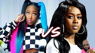 Remy Ma DOG WALKS Brittney Taylor From Love And Hip Hop